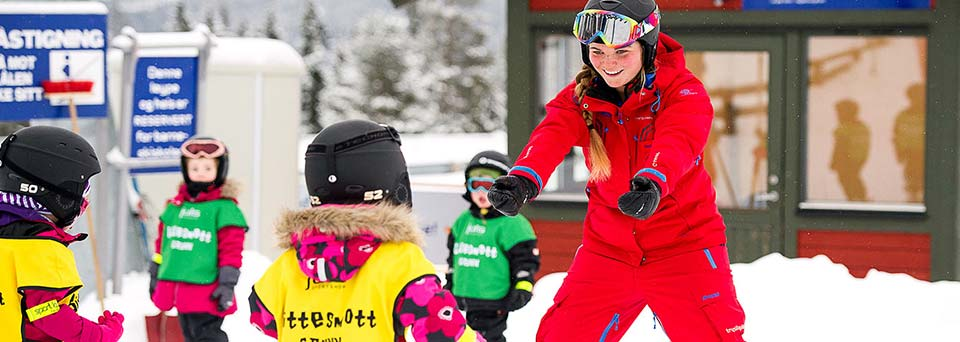 Insurance for wintersports instructors courses